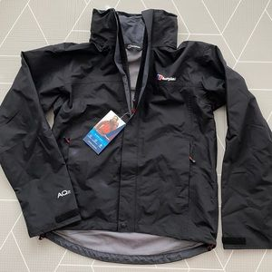 BERGHAUS RG ALPHA JACKET ALL WEATHER